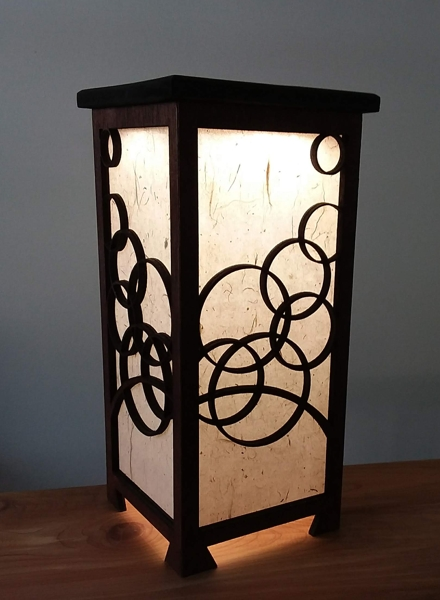 Shoji Lamp Collection Based From The Traditional Japanese Designs